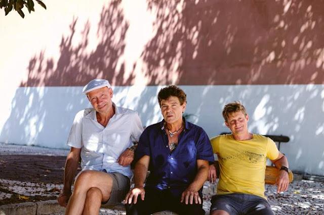 Carlos Bica & Azul com Frank Möbus e Jim Black na Culturgest a 25 de novembro