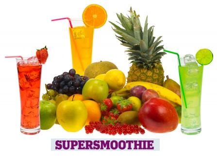 Super Smoothie: 13 Fruits mixed cocktail for Heart Attack patient