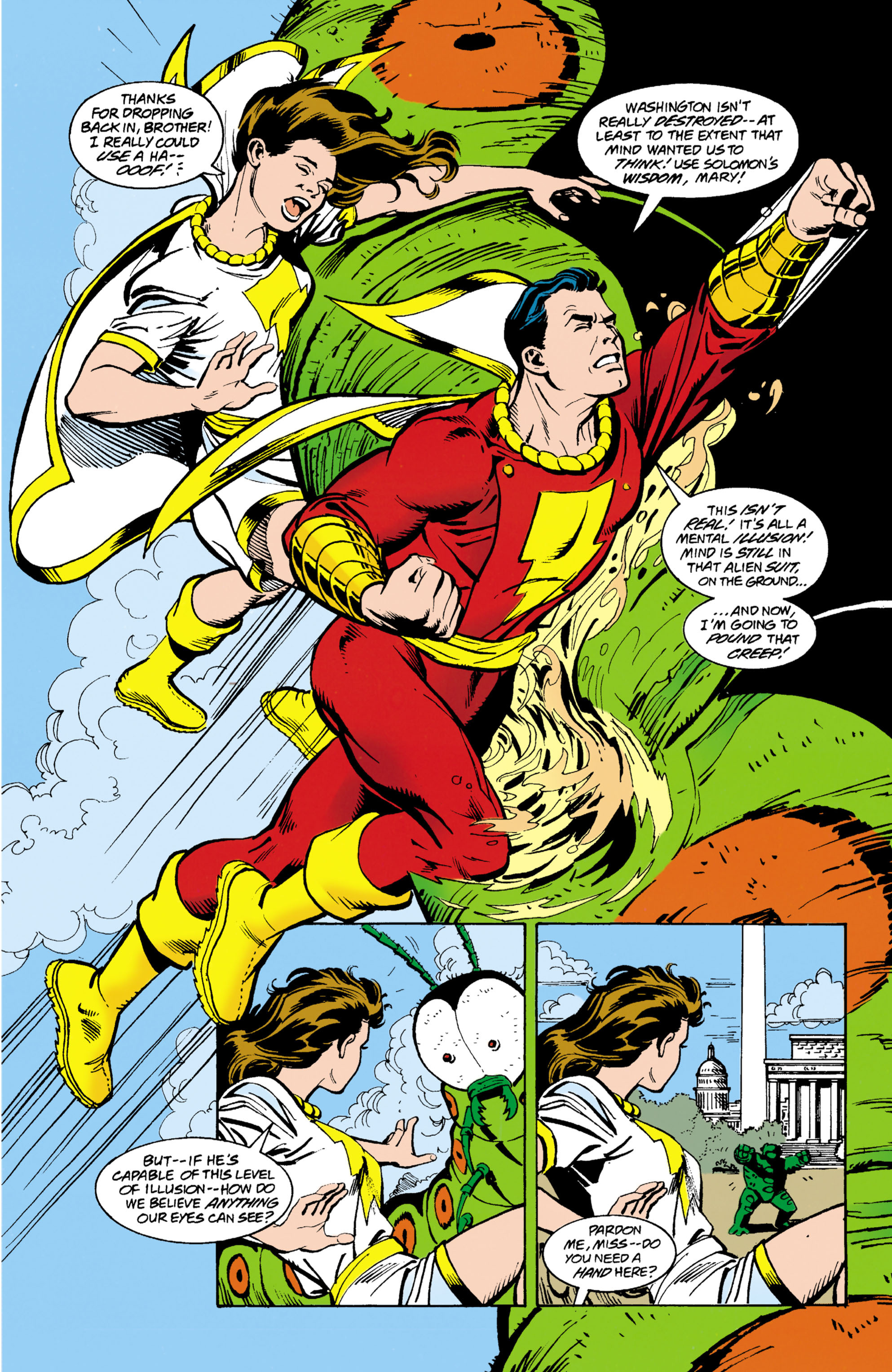 Read online The Power of SHAZAM! comic - Issue #41