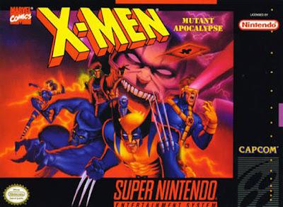 Download de X-Men: Mutant Apocalypse - SNES - PT-BR