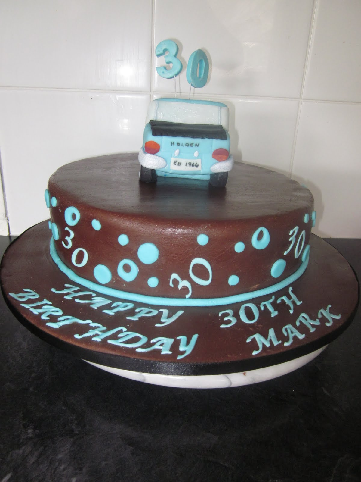 Deb S Cakes And Cupcakes Males 30th Birthday Cake