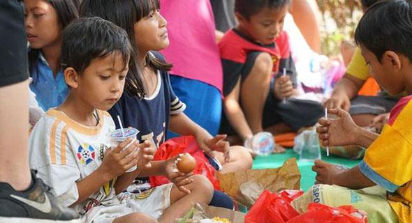 Semangat Nasionalisme, Warga Desa Dangiang, Lombok Utara Tetap Rayakan 17 Agustus-an