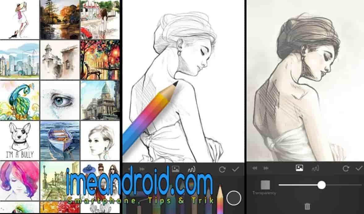 8 Aplikasi Menggambar Di Hp Paling Keren Dan Ringan Ime Android