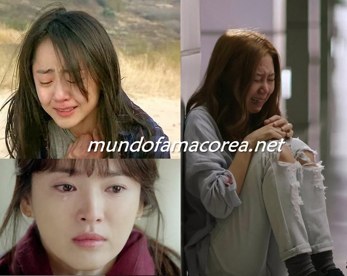 Actrices Coreanas cÓmo lloran con tanta facilidad las actrices coreanas