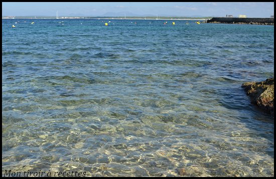 mer majorque