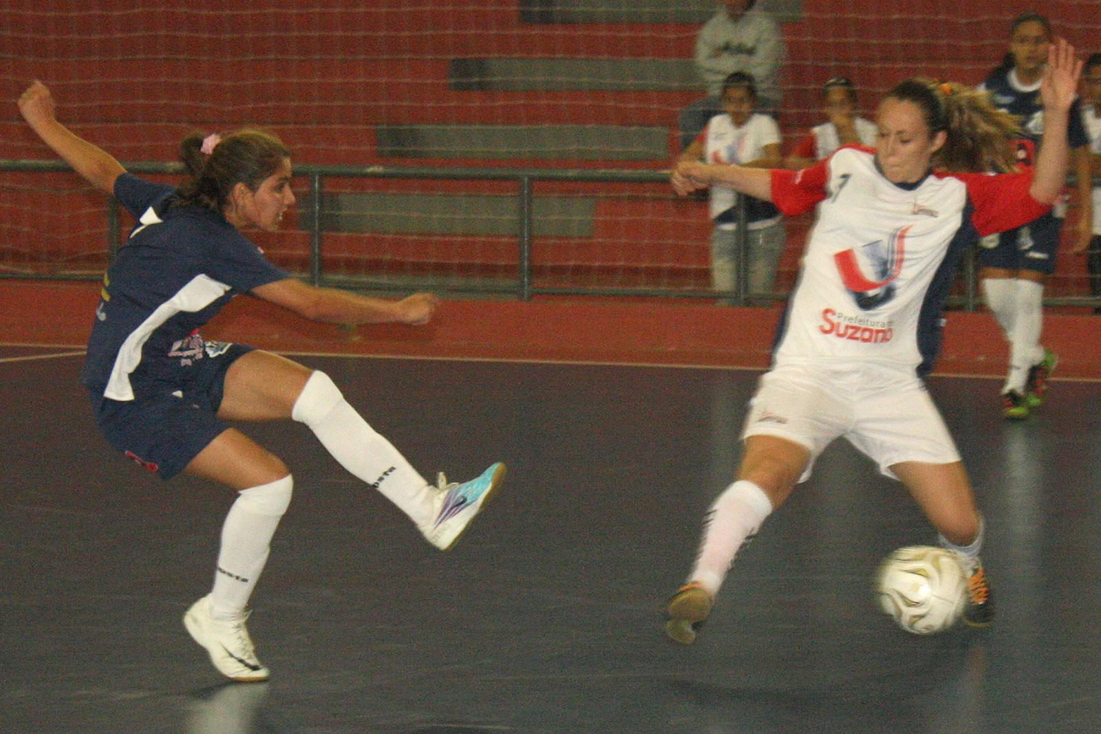 f9d40cc785 Na primeira partida final do Troféu Piratininga Sub 17 de futsal feminino