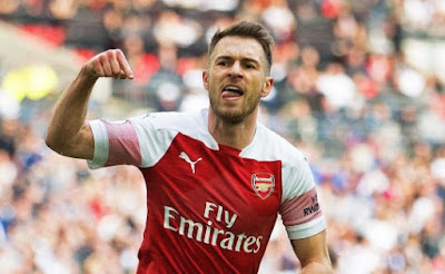 aaron ramsey to earn £400000 at Juventus