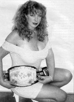 K.C. Houston - Womens Wrestling