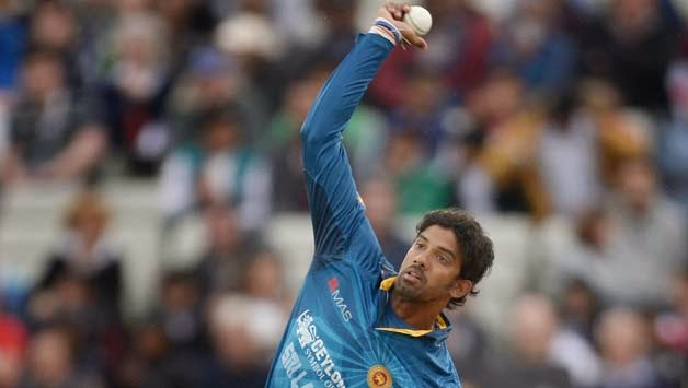 Sachitra Senanayake banned from international cricket