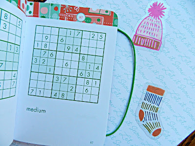 christmas stocking stuffer idea for her teen book game indigo