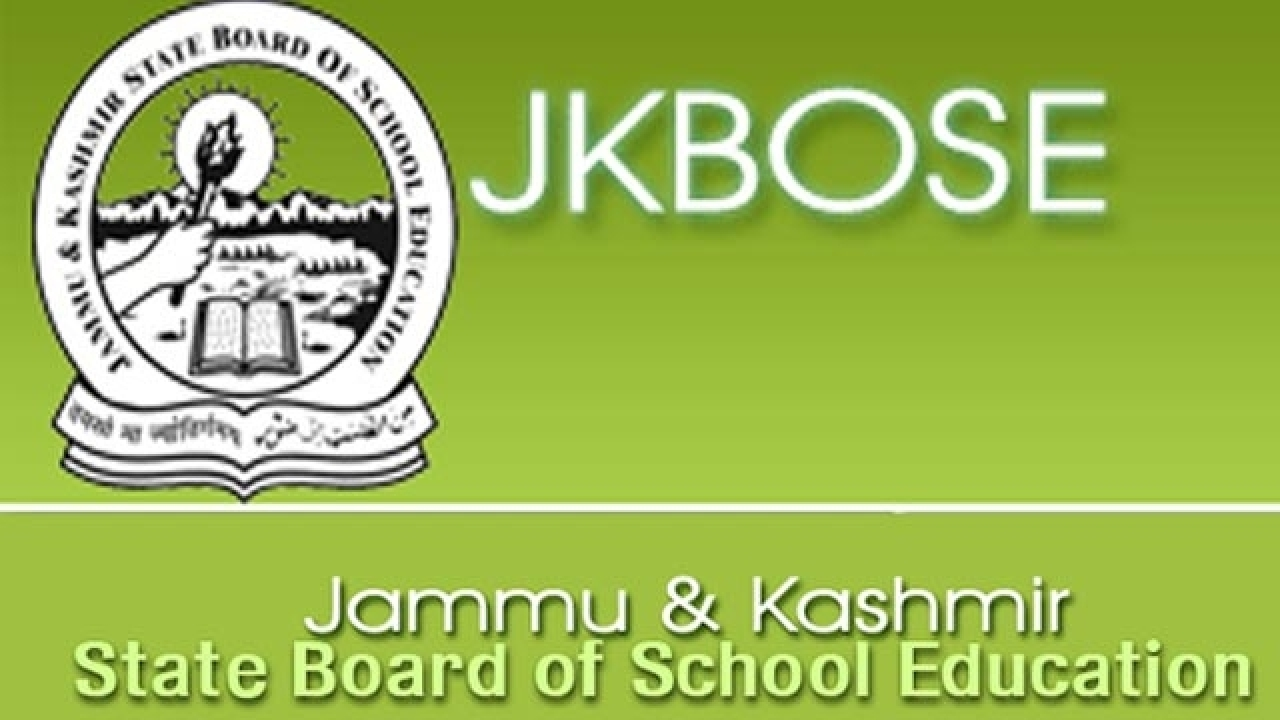 JKBOSE Notifications for Class 12th Candidates of District Kargil