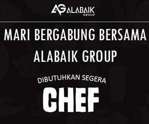 Lowongan Keja Chef di Alabaik Group