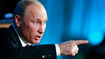 El presidente de Rusia, Vladímir Purin.Reuters