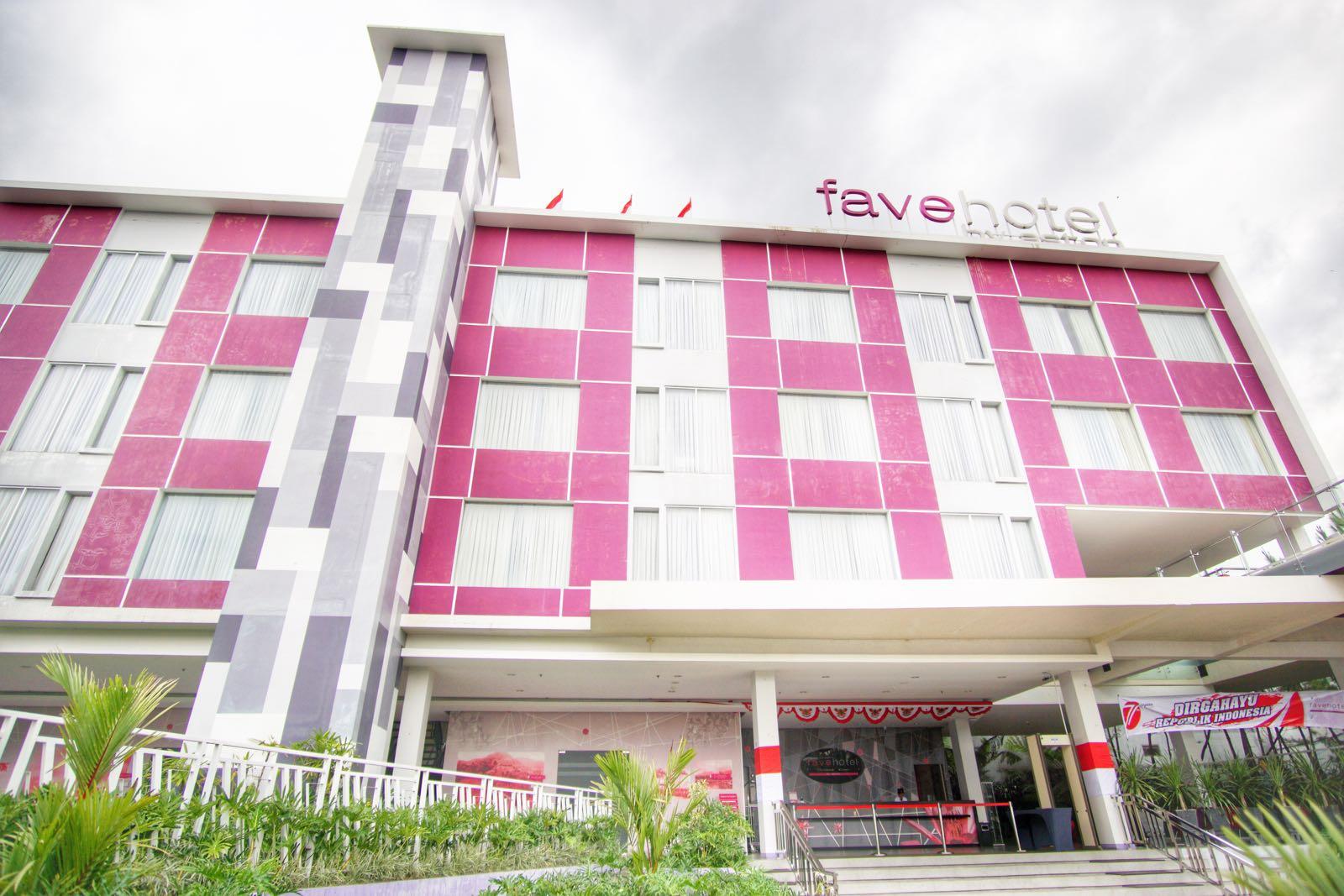Fave Hotel Cimanuk Termurah dan terbaik di kota Garut, Jawa Barat