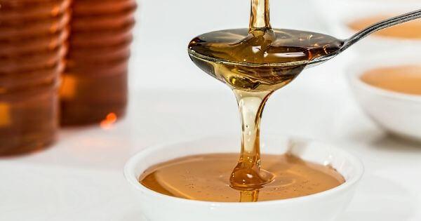 cara membuat bibir merah dengan madu