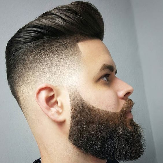 Tipi di taglio di capelli da uomo