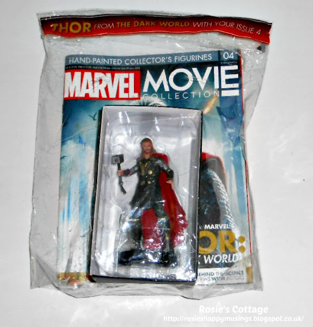 Marvel Movie Collection Packaging