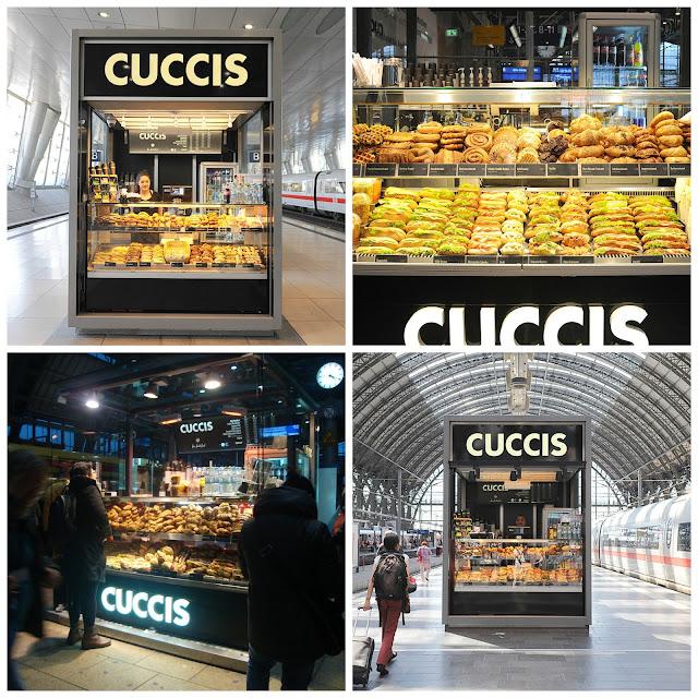 Onde comer gastando pouco em Berlim - Cuccis
