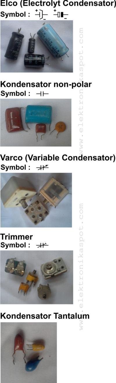 condensator family