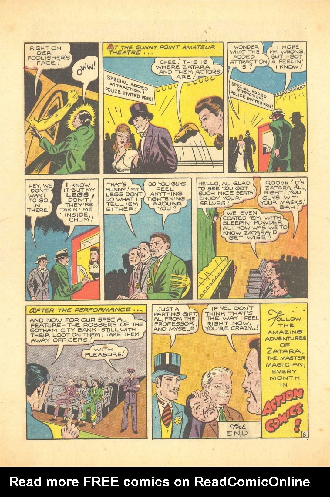 Action Comics (1938) 65 Page 56