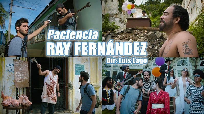 Ray Fernández - ¨Paciencia¨ - Videoclip - Dirección: Luis Lago. Portal del Vídeo Clip Cubano
