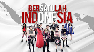 Indonesian Idol & Idol Junior - Bersatulah Indonesia