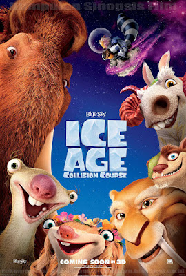 Sinopsis Film Ice Age 5 Collision Course