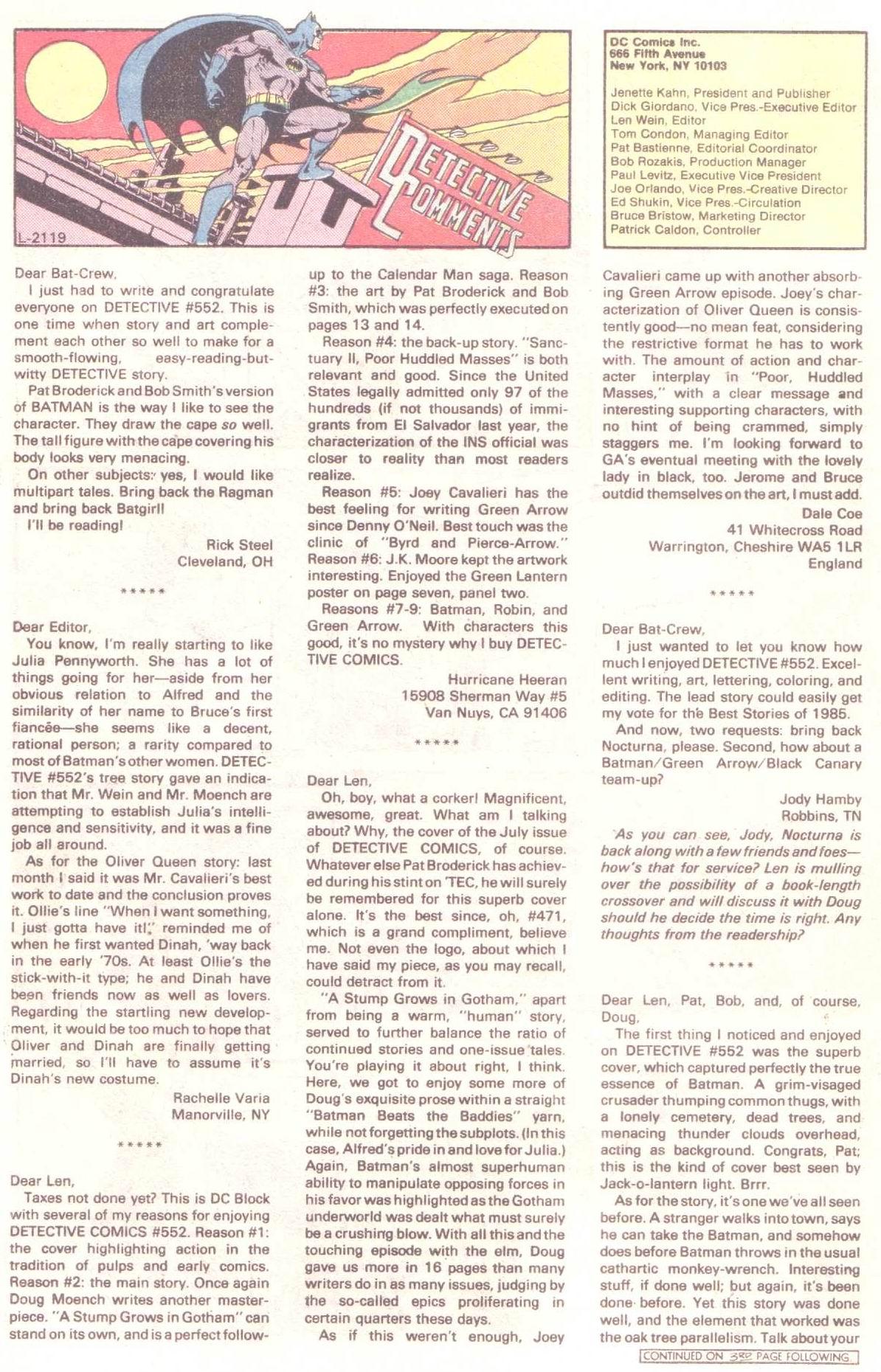 Detective Comics (1937) 556 Page 21