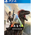 Ark: Survival Evolved PS4 Mídia Digital
