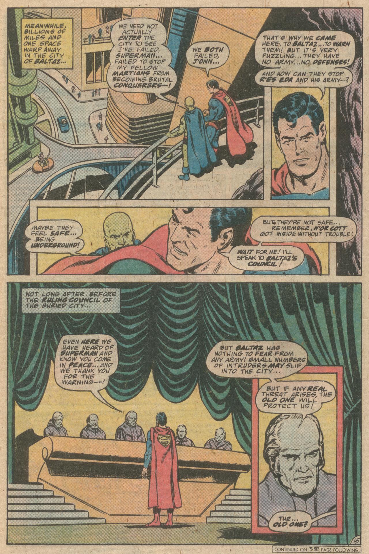 Read online World's Finest Comics comic -  Issue #245 - 17