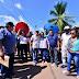 Governador Davi Almeida vai pessoalmente nas áreas alagadas do Amazonas (Anamã e Caapiranga)