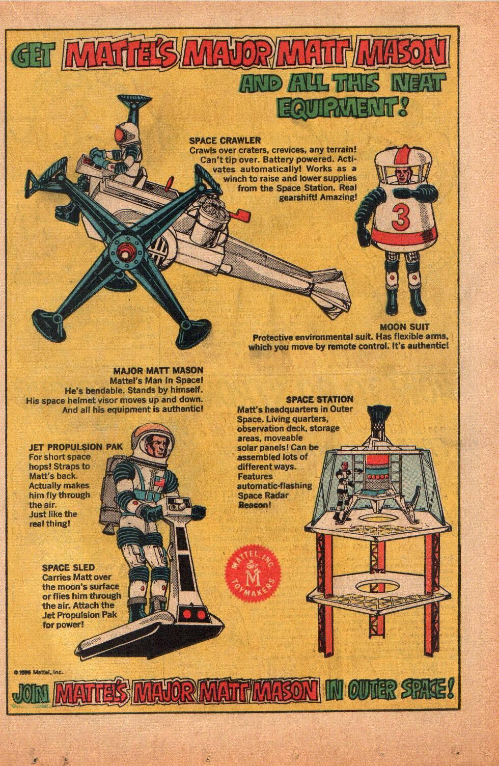 Strange Adventures (1950) issue 204 - Page 19