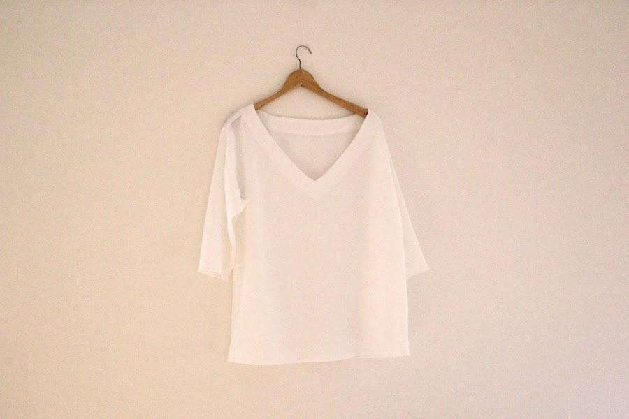 diy tutorial patrones gratis blusa camisa camiseta costura