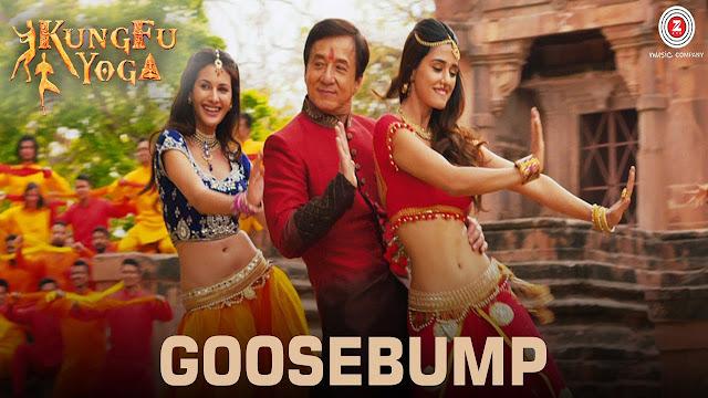 Goosebump Lyrics Fazilpuria - Kung Fu Yoga
