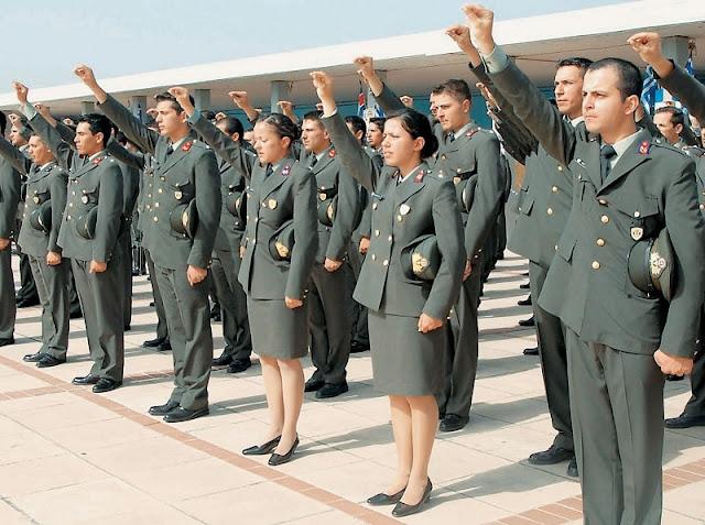 Προκήρυξη για τις Στρατιωτικές Σχολές 2019