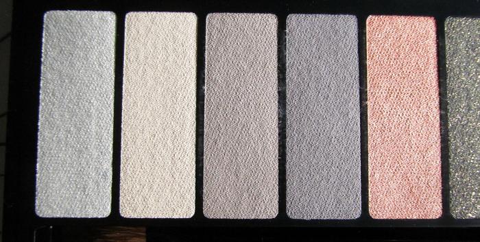 T.LeClerc Palette of the Elégantes Lidschatten Palette - Farben 1