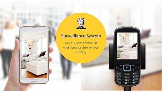 تحوّيل, هاتفك, الذكي ,ألاندرويد, وآلايفون إلى كاميرا مراقبة