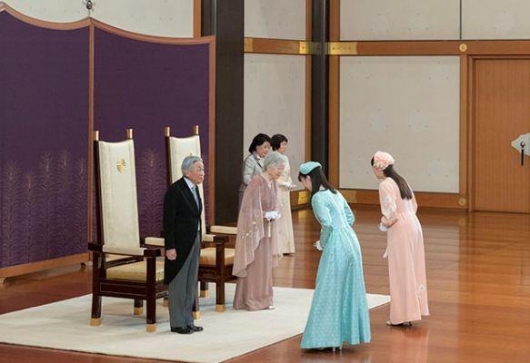 Kaisar dan Permaisuri Jepang Merayakan 60 Tahun Pernikahan