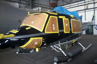 Seized Rivers State helicopter ready for deployment against Boko Haram The Nigerian Air Force (NAF) has disclosed that one of the two helicopters that were seized by the Federal Government