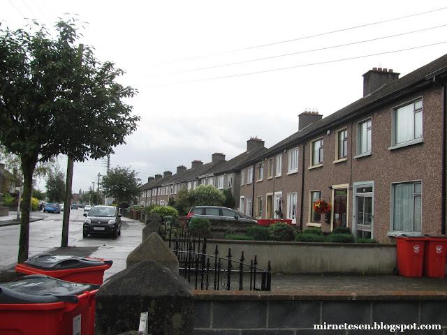 Дублин - жилой квартал