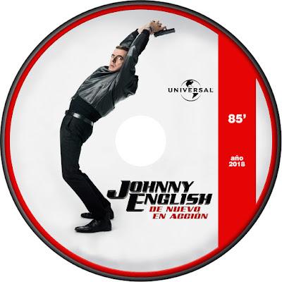 Johnny English - de nuevo en acción - [2018]