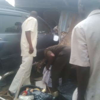 woman crushed girl death obadare lagos