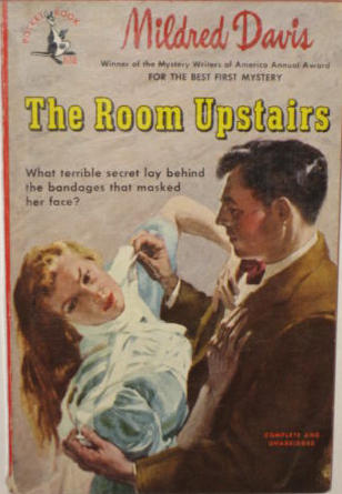 Pretty Sinister Books Ffb The Room Upstairs Mildred Davis