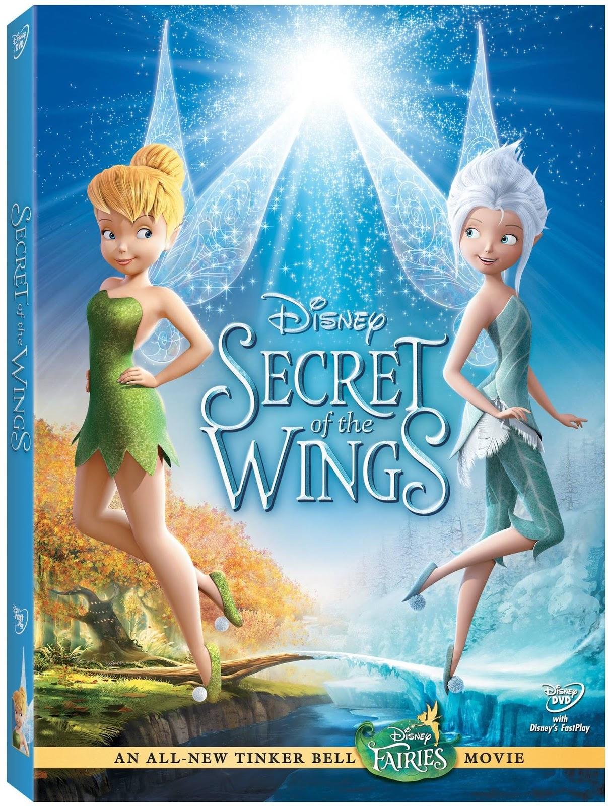 Tinkerbell secret of the wings hd wallpaper download.