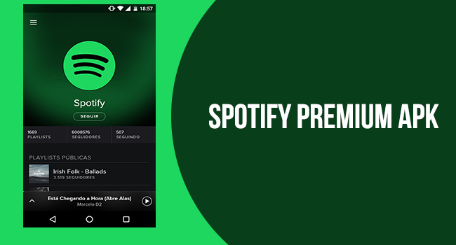 spotify premium updated apk mod cracked no root