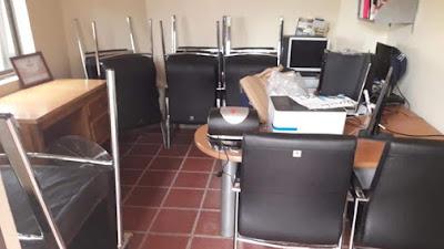 La República Popular China hizo una importante donación de mobiliarios y equipos a la Casa de Justicia de Tadó.