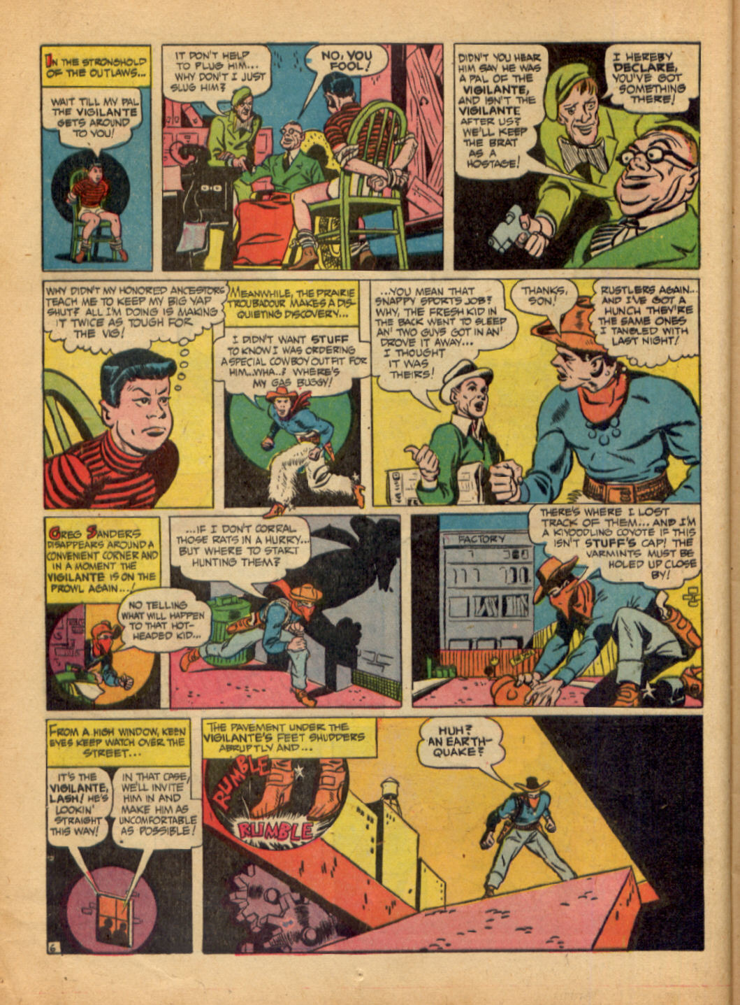 Read online Action Comics (1938) comic -  Issue #48 - 22