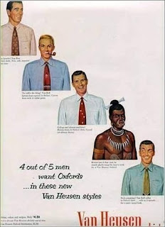 Van Heusen Oxford shirts