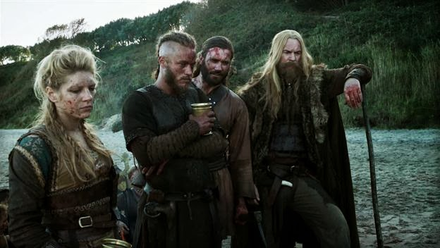 Bead and Needle: VIKINGS AND PIRATES ~ you can thank me later!  |Vikings History Channel