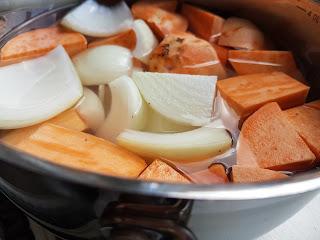 sötpotatissoppa med lime